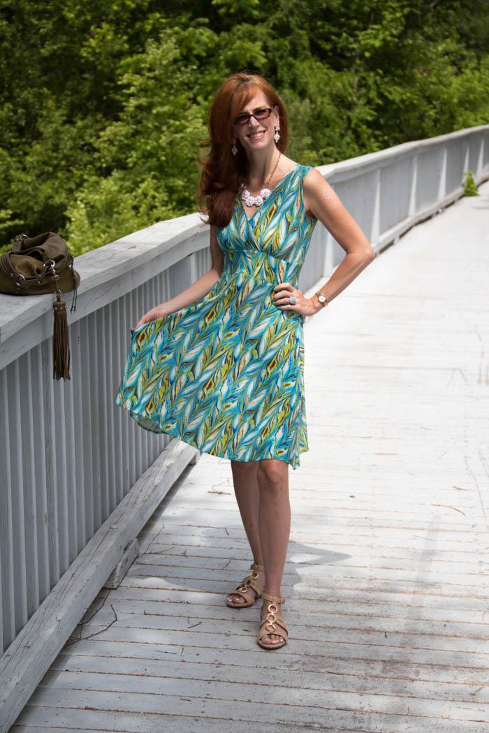 94ba61c96f Karina Dresses  Wearing the Audrey - Elegantly Dressed and Stylish ...