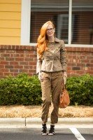 """""""Atten-Hut""""!  Neutral Shades+ Tips On Styling The Military Jacket"""