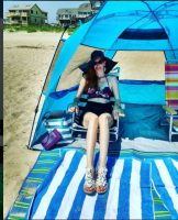 Turning Heads #Linkup: Our Outer Banks Beach Vacation