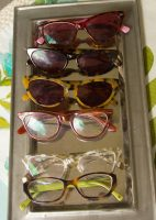 My Eyeglass Collection- How To Find Glasses for Your Face Shape