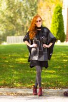 Collaboration- Lynn Ritchie NY Designer -Chic Style for Fall