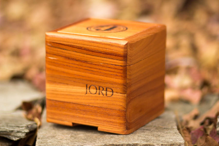 JORD-Give the Gift of Engraving With Your Wooden Watch