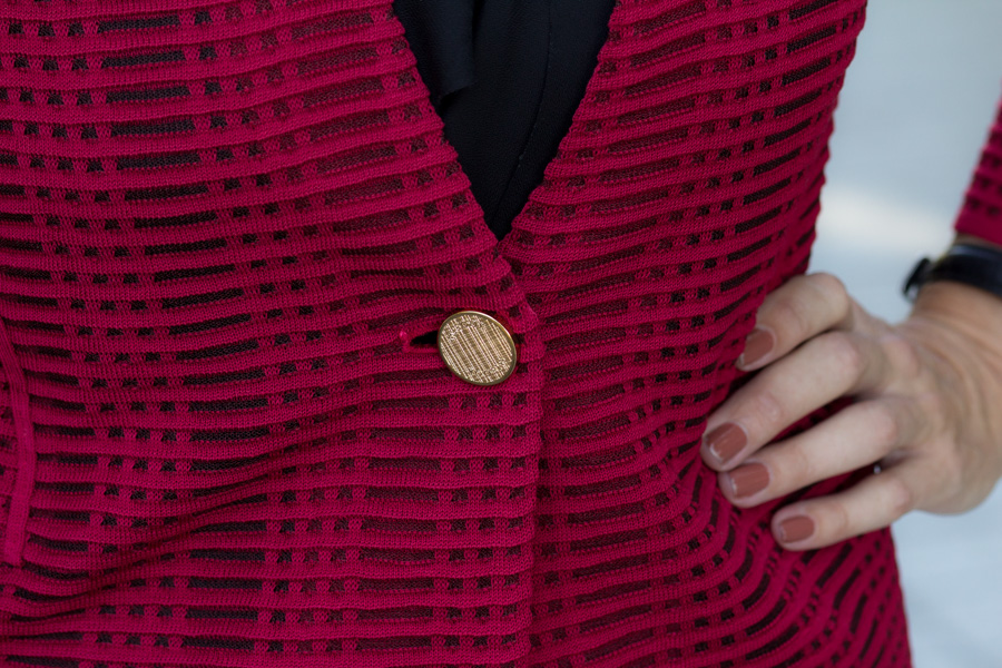 What Does Elegant Mean turning heads linkup-misook- elegant dressing with comfort - over