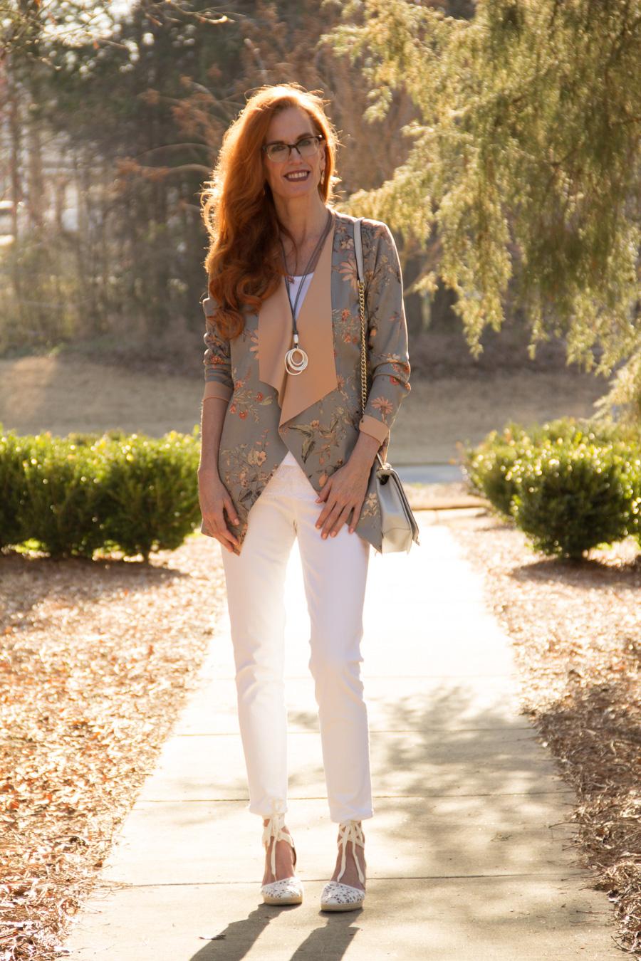 81df0ef968 Soft Surroundings- Soft Pastel Look for Spring - Elegantly Dressed ...