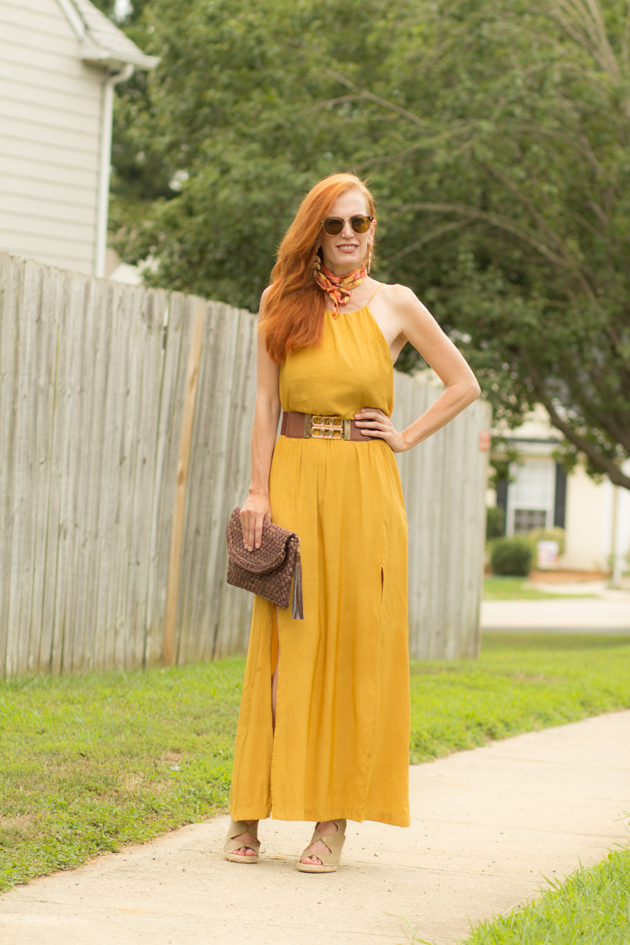 02ba554aa27 There s nothing like the warm colors of the fiery summer sun to get you in  a summertime mood! These are also great fall colors and you could transition  this ...