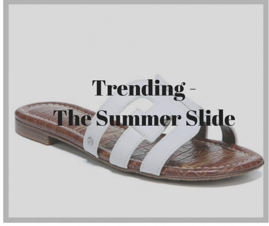 trending now slides for easy summer style elegantly dressed and