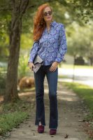 IMG 9672 133x200 - Foxcroft – Non-Iron or Wrinkle-Free  Shirts for Your Fall Wardrobe