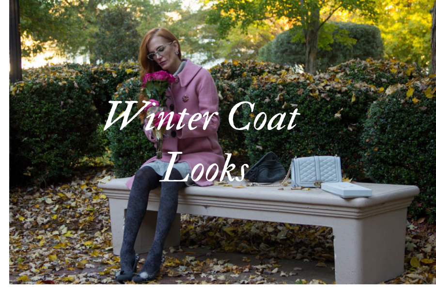 Winter Coat Looks Choose Color To Brighten Your Winter Days Elegantly Dressed And Stylish Fashion Over 50