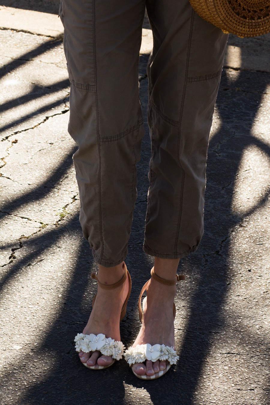 Women's Spring sandal
