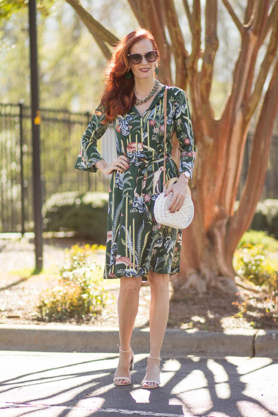 Ann Taylor Spring dress