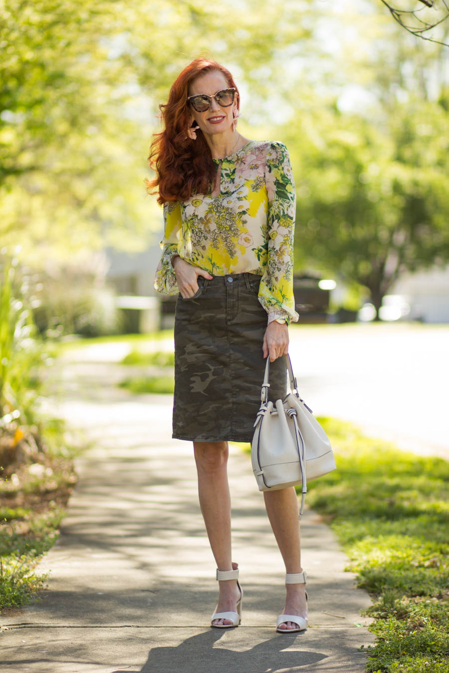 Spring women's fashion