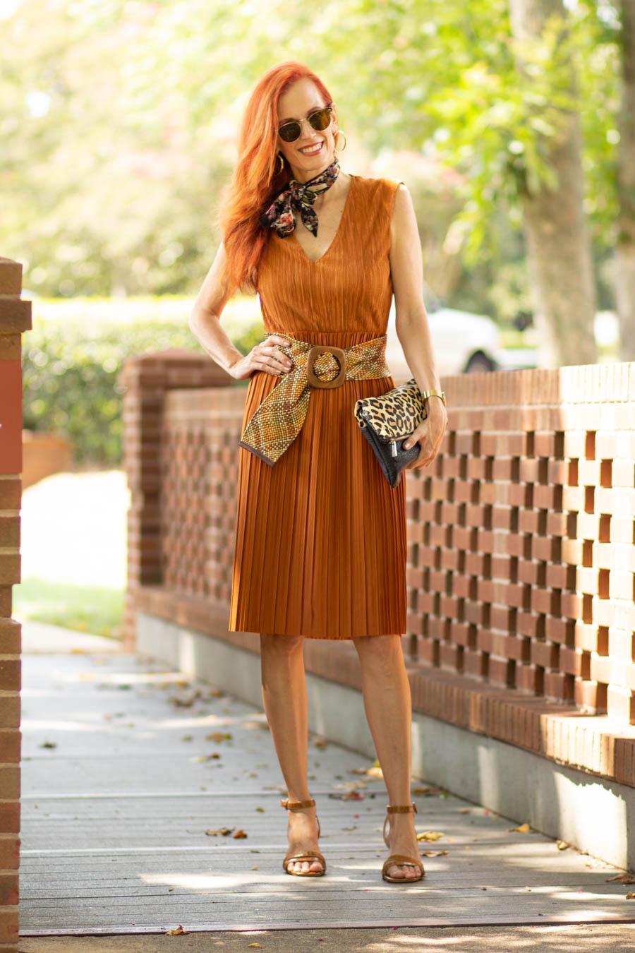 Women's Fall dress
