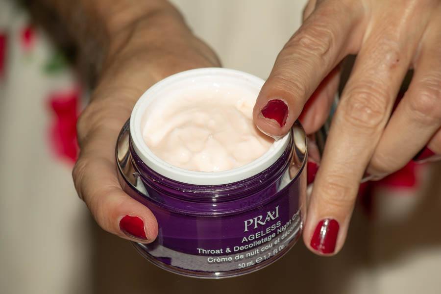 PRAI beauty night cream