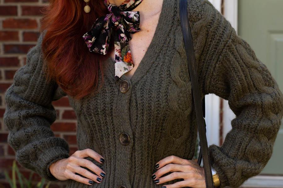 Target women's sweater