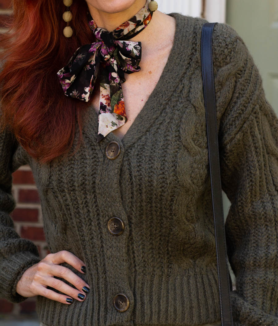 chunky sweater for women