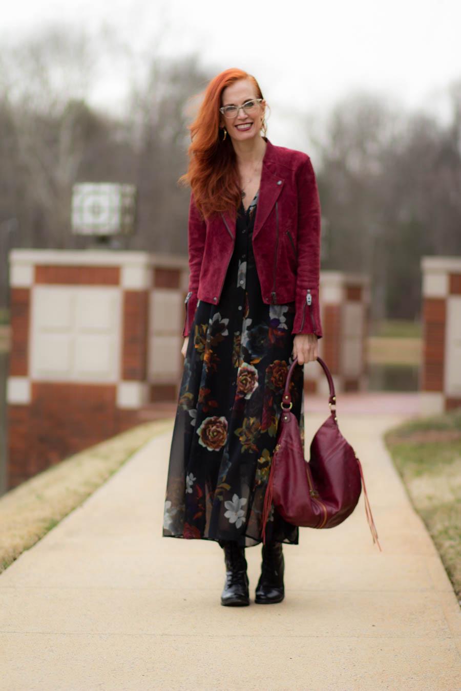 Fashion uniform for winter