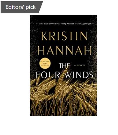 Kristin Hannah book