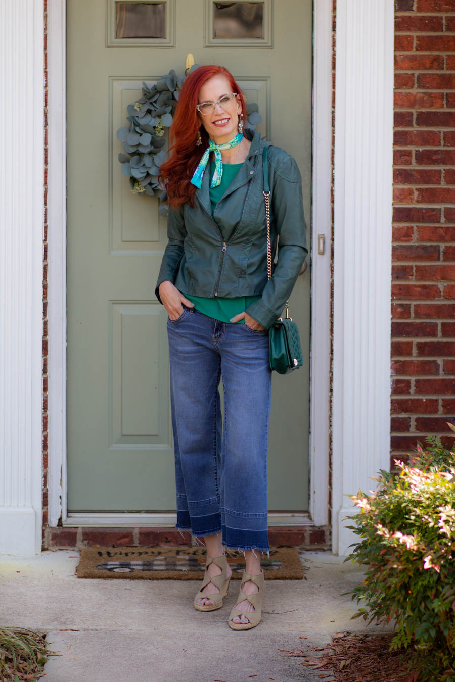 St Patty's Day green outfit
