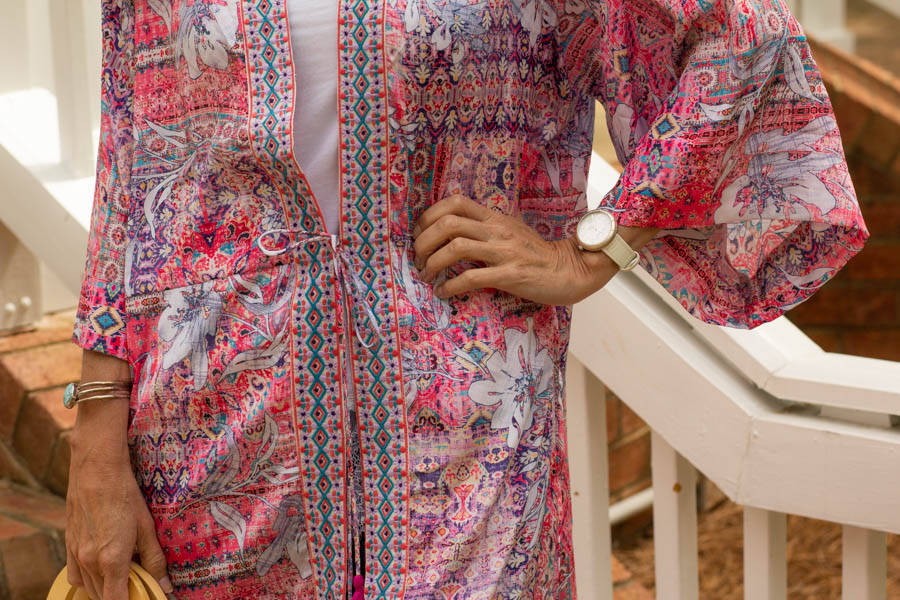 Love Kyla kimono